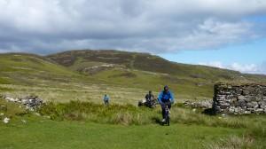 Im schottischen Hochgebirge