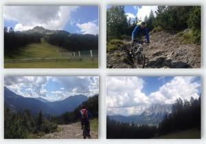 Grubig und die Zugspitze 2014